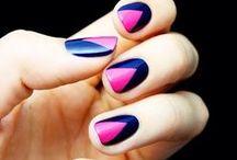 Ok. Nails. / #nails #nailart #glam #femme