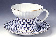 Lomonosov Porcelain