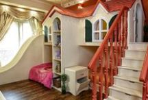 awesome rooms for little ones / we love the kind of room that brings out the kid in all of us