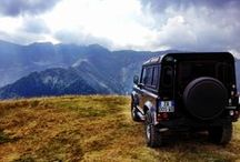 Land / Land Rover Defenders for every taste