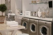 ~ Sweet Home Laundry Room ~ / To make the (booring) laundry a lot more fun! ♡