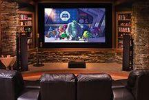 ~ Sweet Home Cinema Room ~ / In the future I need a Cinema room! ♡
