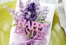 ~ Easter and Spring ~ / Easter and Spring crafts, party ideas and recipes ♡