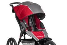F.I.T. Jogger / Built for speed, the F.I.T. is the lightweight evolution of the jogging stroller that started our company.