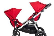 double strollers / many baby joggers are available as doubles