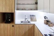 Cozinhas e A. de Serviço | Inspiração