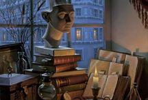 Books / Libri, biblioteche e librerie