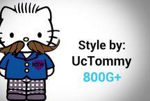800G+ / Covet Fashion.