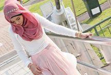 ✨Love Hijab✨ / *Hijab styles*