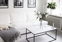 HOME ⌘ Living Room