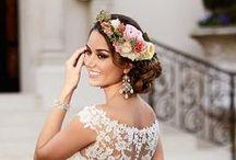 Hochzeitskleid & Accessoires