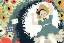 Alice in Wonderland <3 / by Angie Thomas