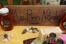 Ann Bee's Naturals / All Natural Goodies for the Skin!