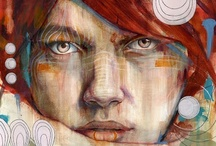 Art and Artists you should know about / A gallery of beautiful paintings and inspirational art from other artists. / by Kat :: KatCanPaint.com