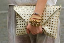 Clutches/Wristlets / by Angie Thomas