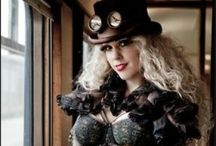 Steampunk / steampunk fashion and items!