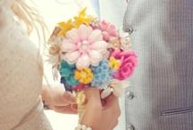 Non floral bouquets
