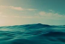 [sobre el mar, el verano y esas cosas]