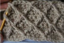 crochet stitches and styles / by Lena Wennberg