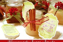 DIY Lotions, potions, cleaners and scrubs.   / by Kelly G.
