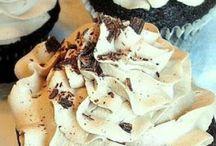 Delicious desserts / by Sheryl Merritt