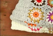 Crochet - House Warming / Blankets, dish clothes and other house hold items