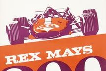 Posters for the Car Fanatic / by International Poster Gallery
