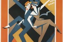 Art Deco Posters / by International Poster Gallery