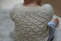 Knitting for Kiddos / Any kiddo knitting that makes me want to get out my third and fourth arm and design some more! It may be just a color or a cut but something about it inspires me and maybe it will inspire you, too. / by Casapinka
