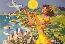 California Dreaming Posters