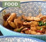 Food / Als je gek bent op koken, ben je bij ons aan het goede adres! Bekijk hier onze recepten.
