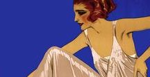 Fashion Posters / Vintage fashion posters
