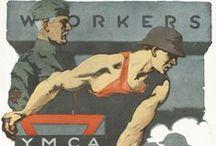 World War I Posters / WWI propaganda posters