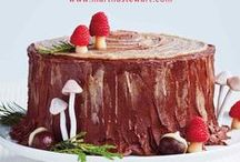 Cakes, Cookies, Pudding & Desserts
