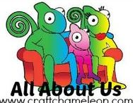 All About Us / Who is Craft Chameleon?  Find out here!
