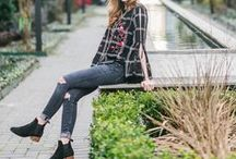 Outfits for Winter / Winter fashion inspiration