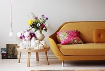 For the Home / Individual items that stand out in a room. / by Jackie Foster