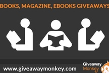 Books, Magazine & E-Books Giveaways / Books, Magazine, and E-Books Related Free Giveaways or Contests or Sweepstakes. All books worth reading or book to read are here!