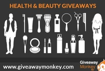 Health, Make-Up & Beauty Giveaways / Health, Make-Up and Beauty Related Free Giveaways or Contests or Sweepstakes. From Lipsticks to Lotions, eyeshadows and more beauty products from popular brands.