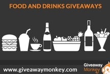 Food, Drinks, & Restaurants Giveaways / Food, Drinks, & Restaurants Related Free Giveaways or Contests or Sweepstakes. If you love free foods, then follow this board!