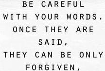 My - Words