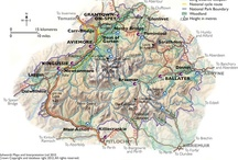 Maps of the Cairngorms National Park