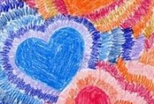 Valentine's Day / Ideas for the classroom and home.