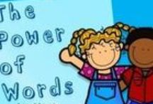 Word Work / Vocabulary and spelling teaching tips and ideas.