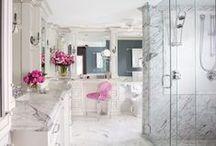 Dreamy: Bathrooms