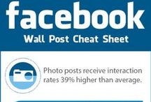 Facebook Tips / Facebook tips for personal and business users, with great infographics and helpful how-tos.