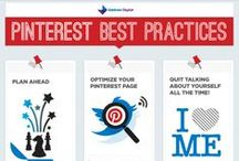 Pinterest Tips / Learning how to use Pinterest for business and pleasure.