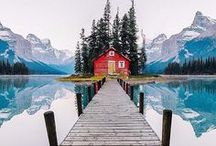 Travel || Canada / Dream Travel Destinations In Canada