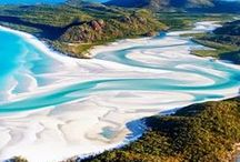 Travel || Australia / Dream Travel Destinations In Australia