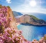 Travel || Greece / Dream Travel Destinations In Greece